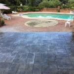 Glen Mills Pool Deck