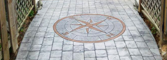 stamped concrete wilmington