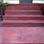 italian slate steps after