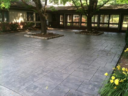 Flagstone Ashler Patio in PA