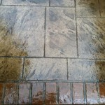 Ashler Stamped Concrete Pattern